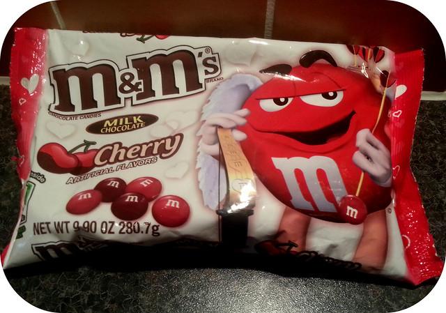 Valentine's M&Ms