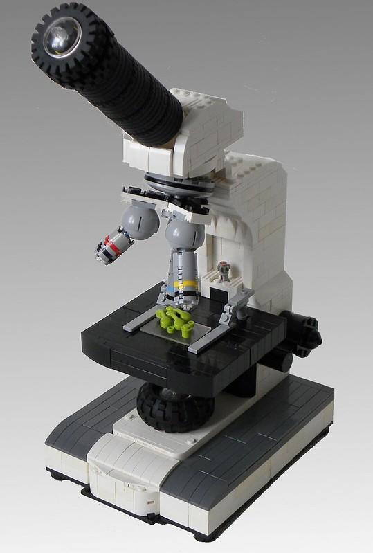 Microscopio LEGO: Science is Fun!
