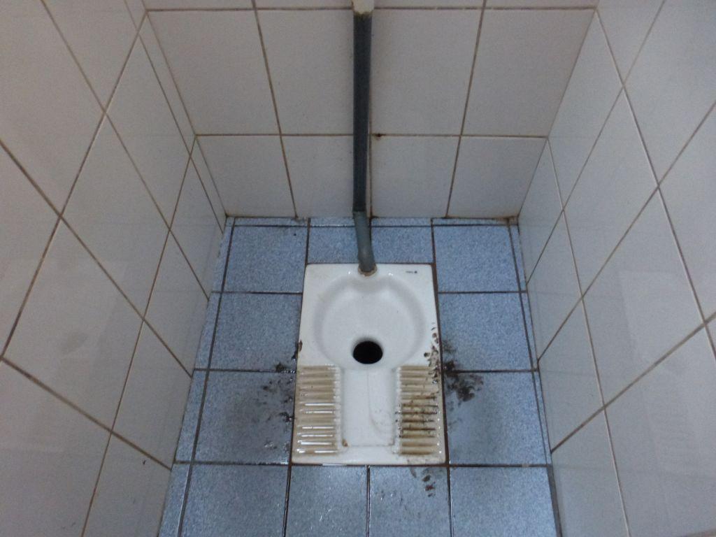 Inca Trail Toilet