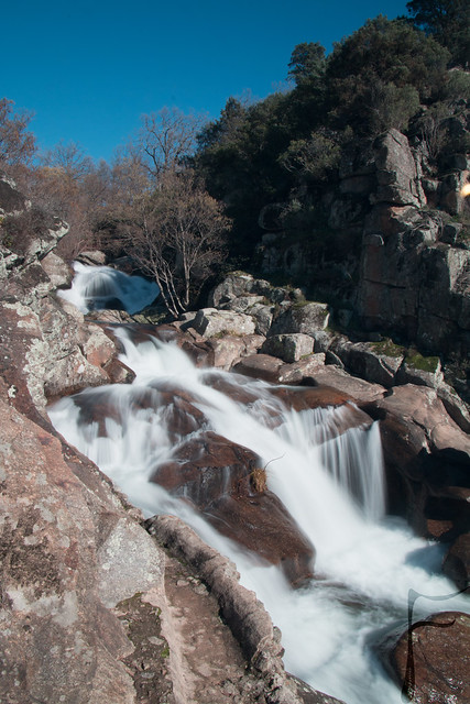 Cascada del Diablo (Villanueva de la Vera, Cáceres)