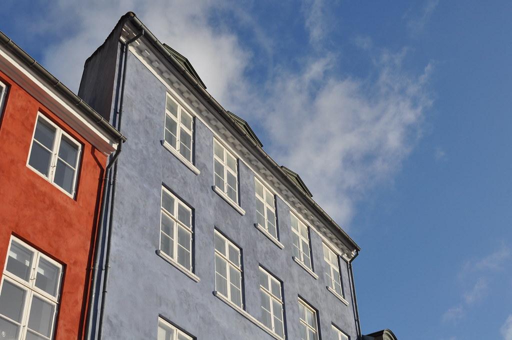 Copenhagen Denmark Houses