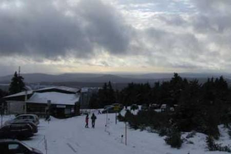 Vrátí se sníh na běžecké tratě?