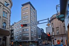 Zagreb-Gundulic street