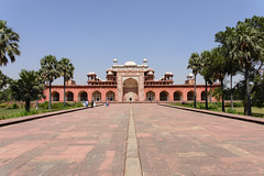 Sikandra, Inde - Tomb of Akbar the Great