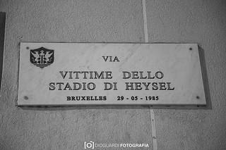 Vittime Heysel-Strada Rutigliano