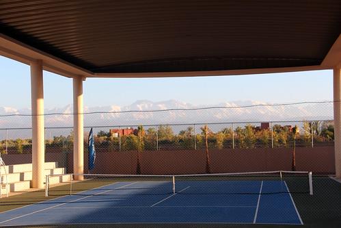 Présentation Atlas Tennis Marrakech académie