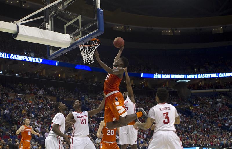 NCAA Tournament: Syracuse vs Dayton