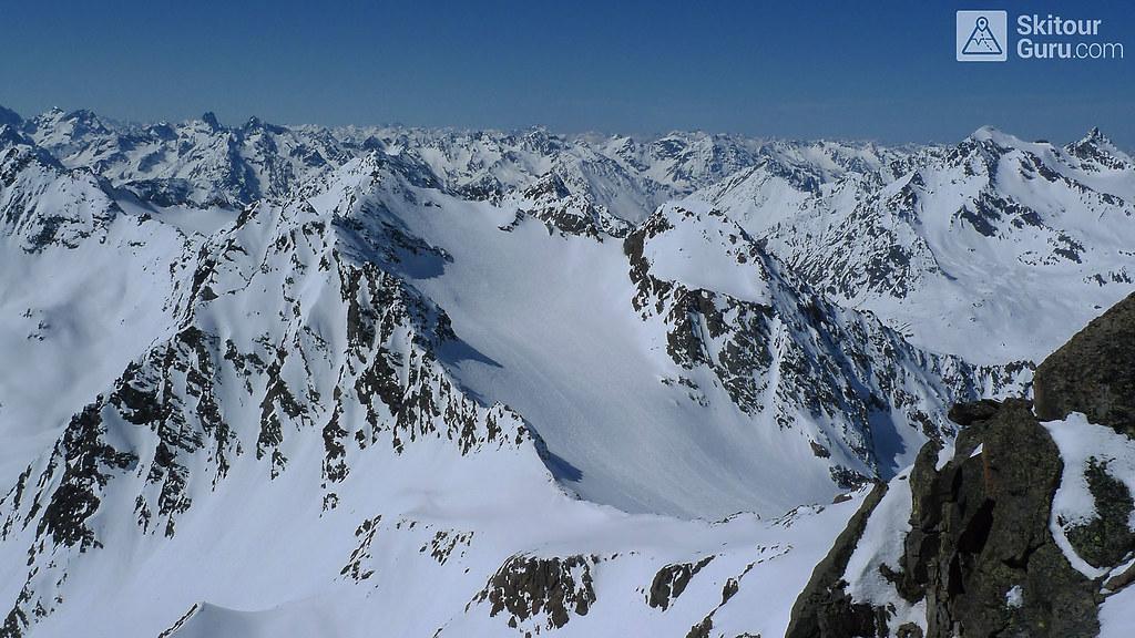 Wildes Hinterbergl Stubaiské Alpy Österreich foto 12