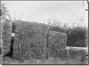 рунический камень