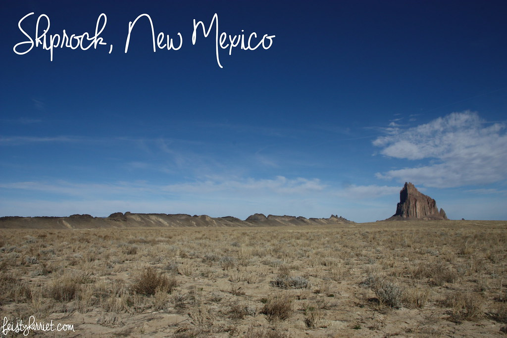 Shiprock Tsé Bit'a'í NM 1_feistyharriet_March 2016