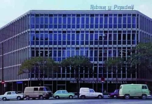 seu social Ribas i Pradell SA
