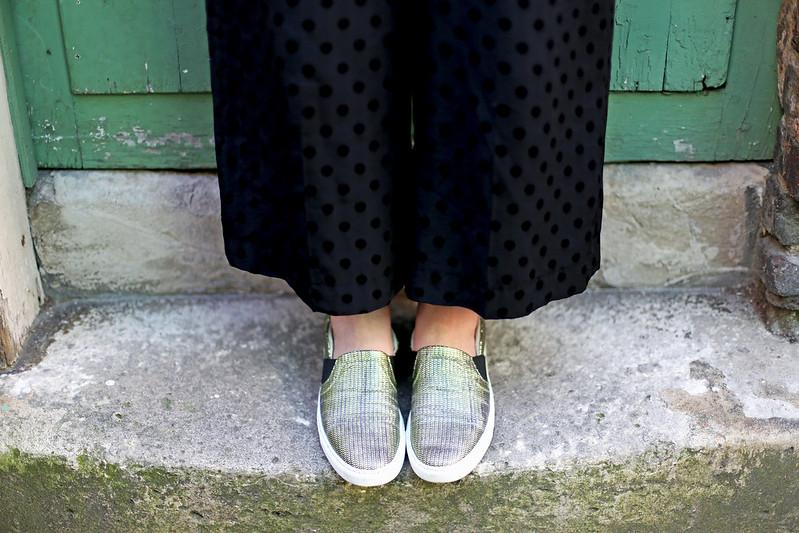 sneakers lanvin vert