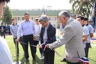 Celebrando el día de San José / Inauguración campo deportivo