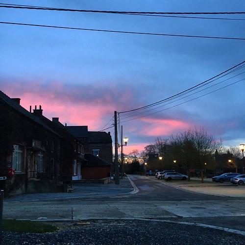 #sunset #avin #sky