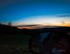 Sunset selfie