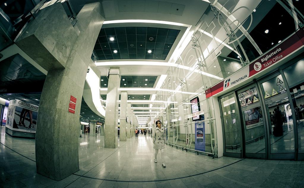 Milan - CentralRailwayStation