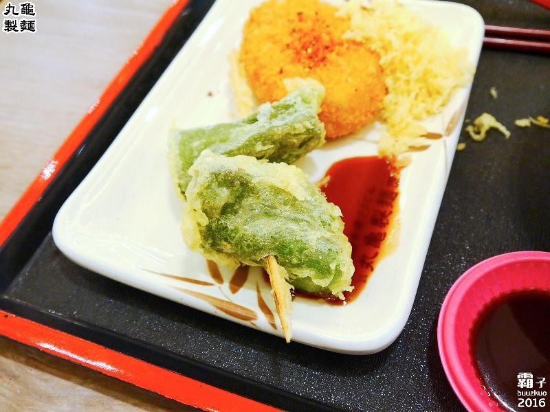 26123134986 8085051cc3 b - 丸龜製麵,台中新光三越內也能吃到日本知名烏龍麵,湯頭好,烏龍麵Q彈有勁!