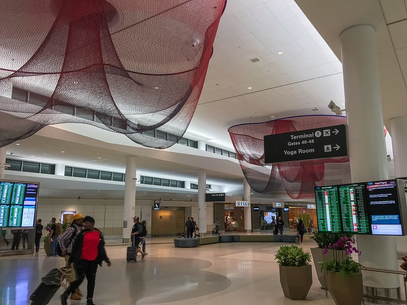 SFO Terminal 2, Part 1