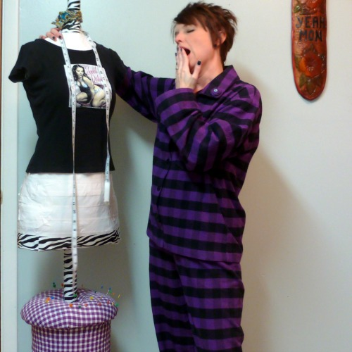 Pajammies~Butterick 6837