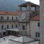 Reloj de la plaza de armas