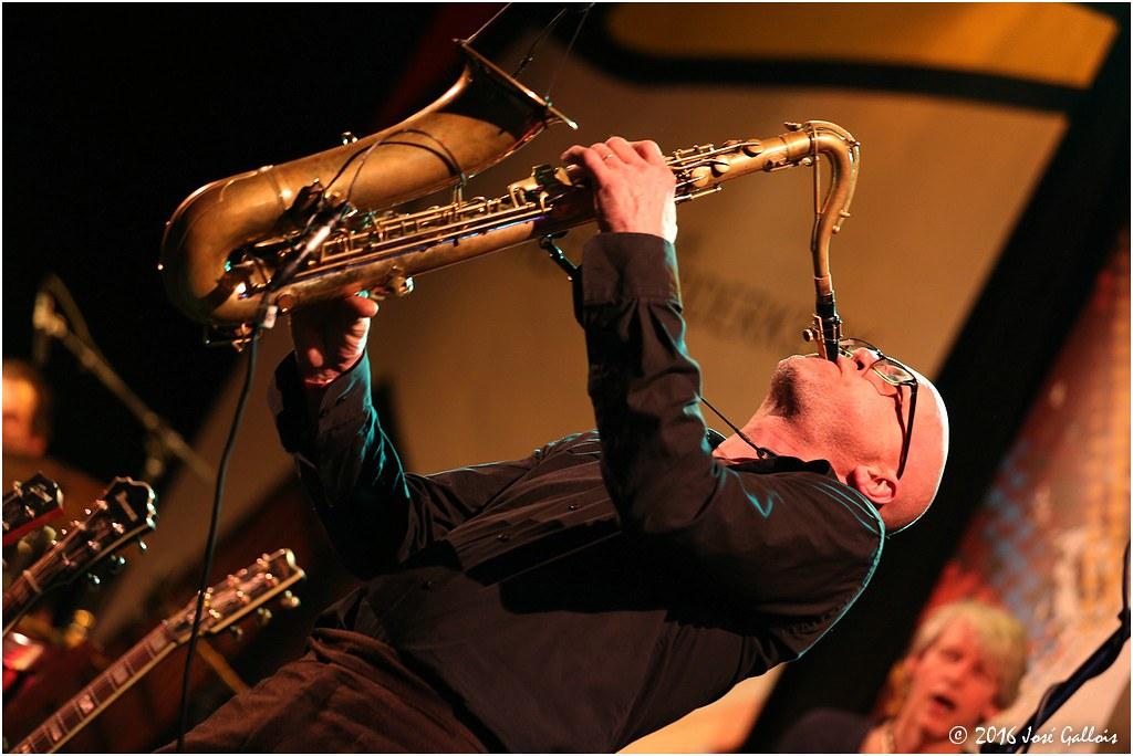 Ralph de Jongh Band