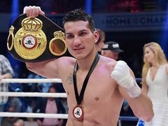 Culcay sichert sich WBA-WM im Halbmittelgewicht