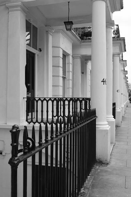 London Terraces