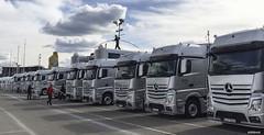 Trucks in Hockenheim