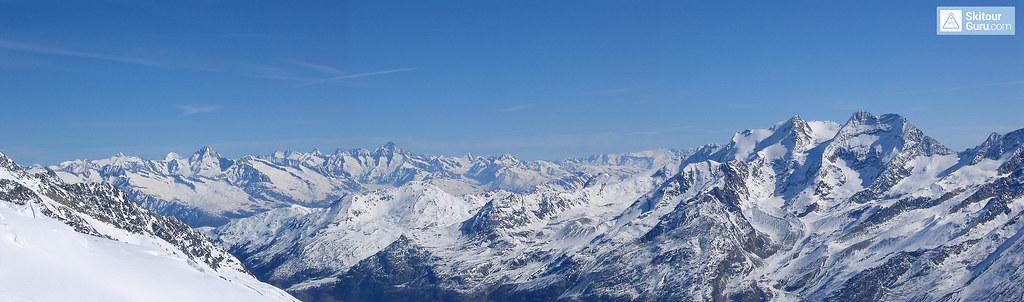 Alphubel Walliser Alpen / Alpes valaisannes Switzerland photo 24