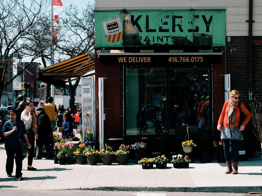 Paint/Flower Shop