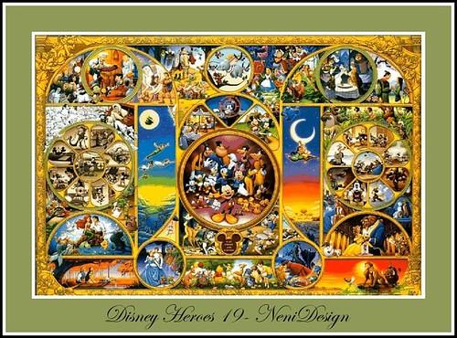 Disney Heroes 19