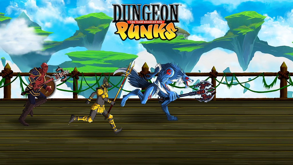 Dungeon Punks, PS4