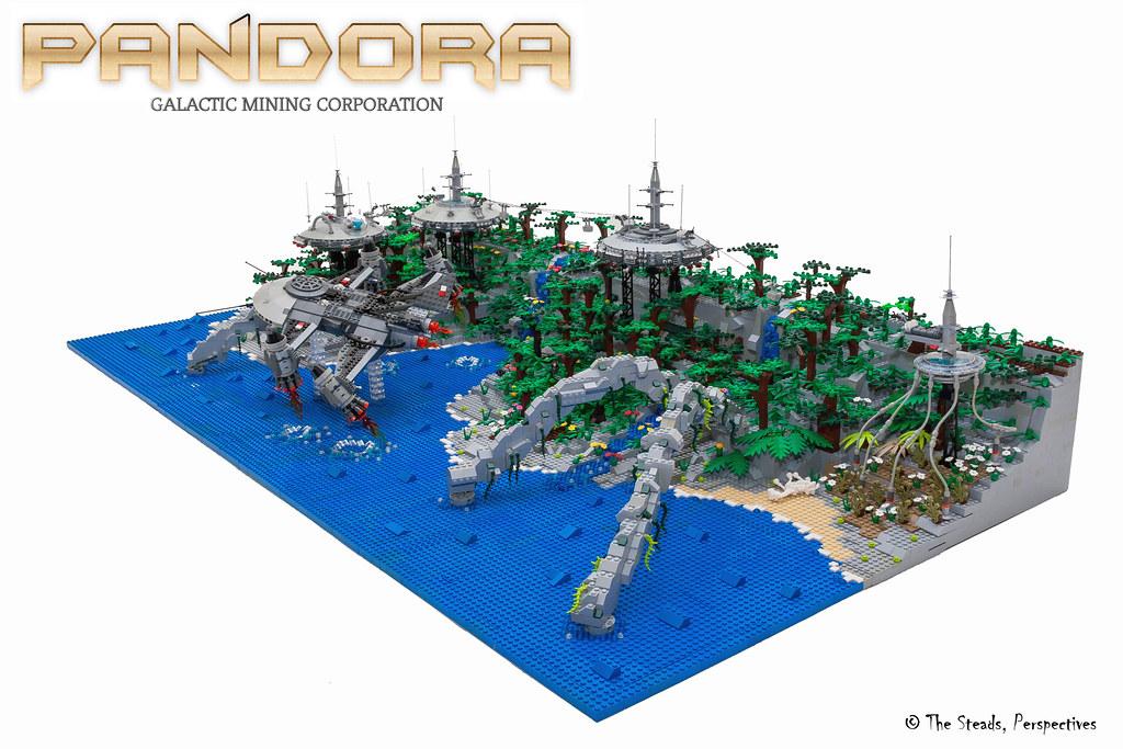 Pandora Diorama MOC - 2