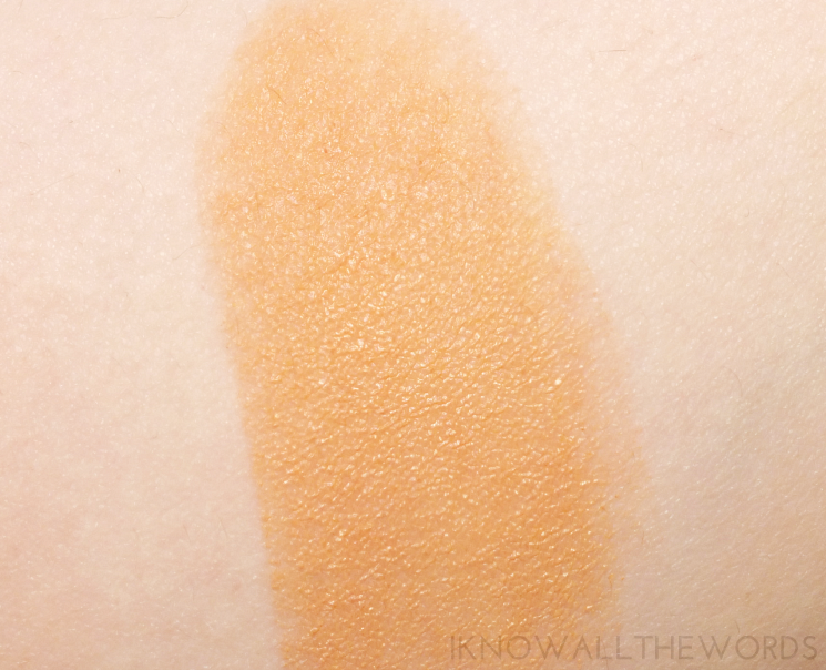 marc jacobs cover(t) stick getting warmer swatch