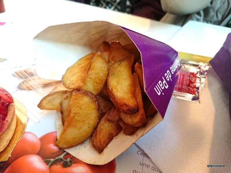 Pomme de terre (fries)