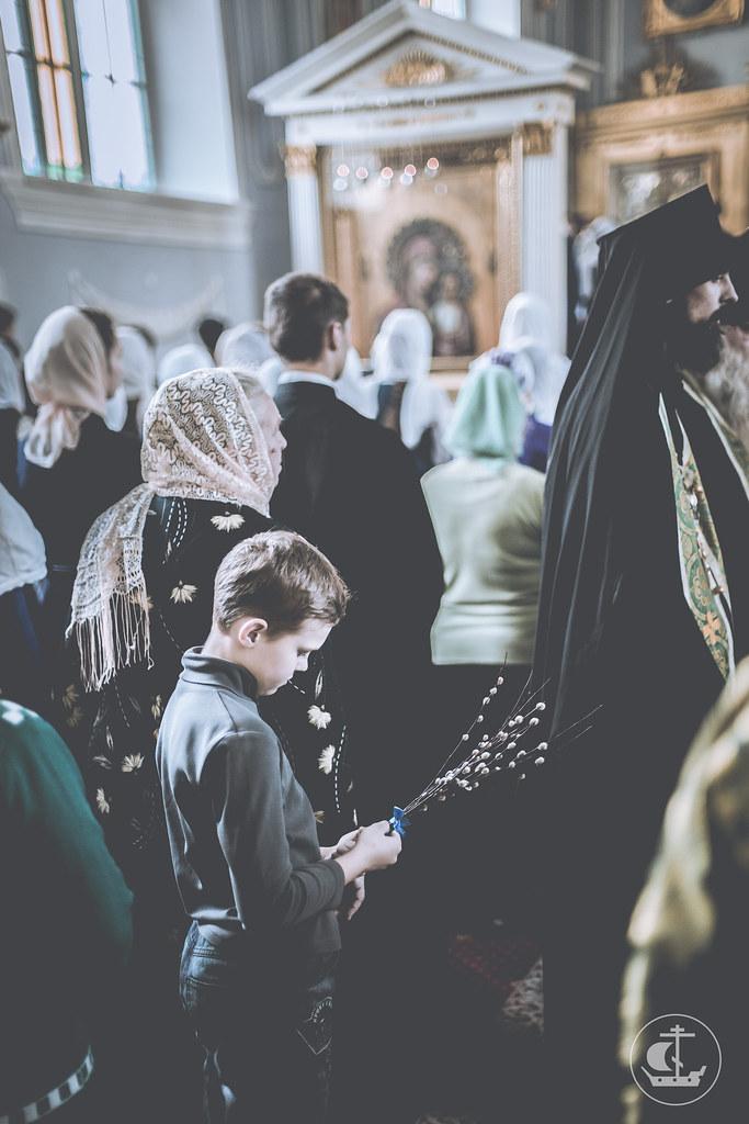 23 апреля 2016, Всенощное бдение накануне Вербного воскресенья / 23 April 2016, Vigil on the eve of the Palm Sunday