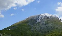 Monte San Vicino, primavera o inverno?