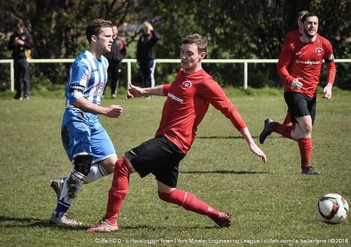 Cliffe FC 0- 5 Pocklington Town 30Apr16
