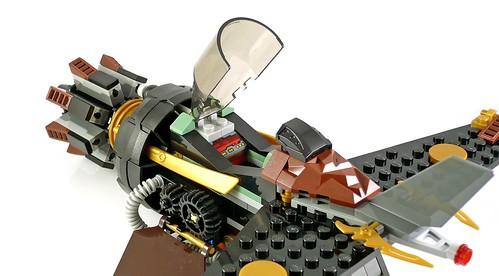 LEGO Ninjago 70747 Boulder Blaster 16