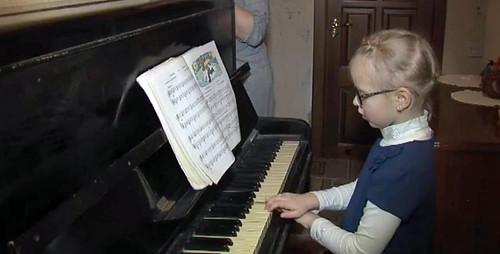 Піаніно подарувала... незнайомка