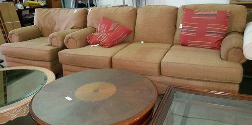 Couch $300, chair $175