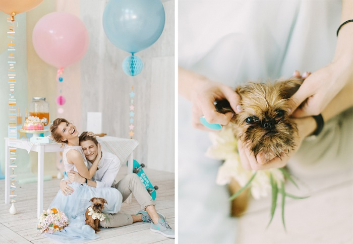 whimsical wedding theme | Modern Whimsical Wedding Inspiration Full of Colour | itakeyou.co.uk