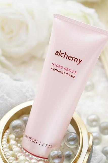 アルケミー洗顔料ハイドロリフレックスウォッシングフォーム