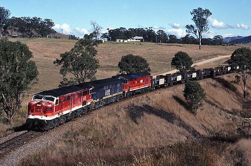 North Coast freight