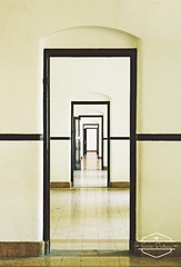 Lawang Sewu or Million Doors