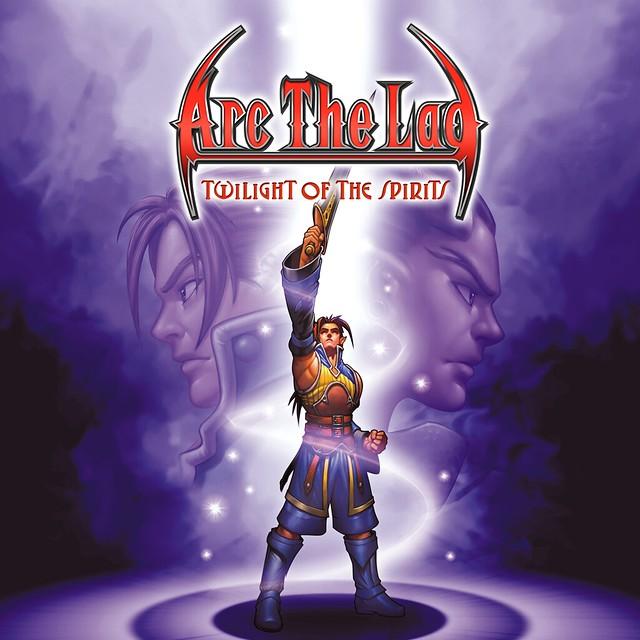 Arc the Lad: Twilight of the Spirits