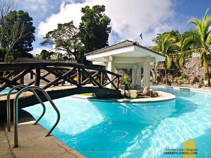 Estancia Tagaytay Swimming Pool