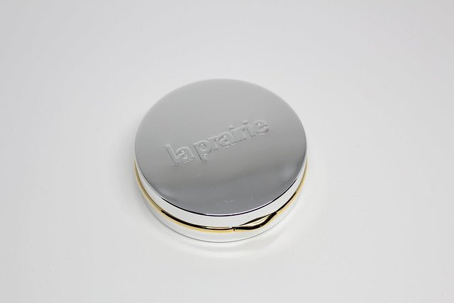 La Prairie Cellular Radiance Cream Blush in Lotus Glow review and swatch