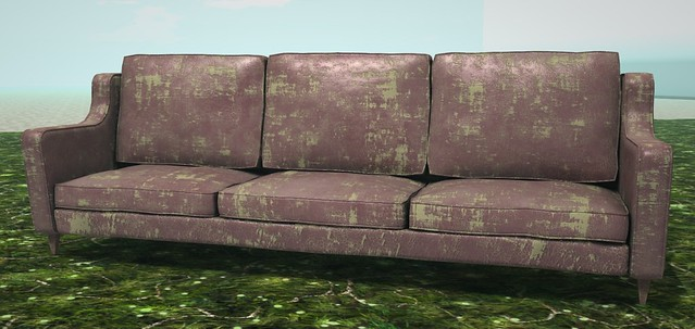Cosmopolitan - Leather Sofa Preview 1