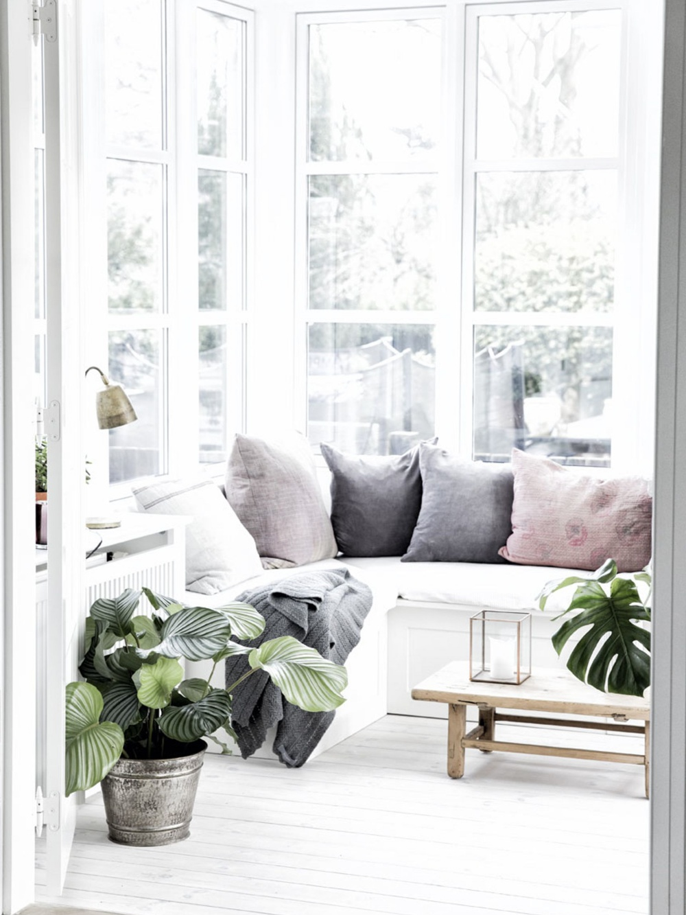 Cozy Home with Muted Colors